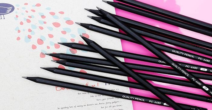 bút chì đành để vẽ