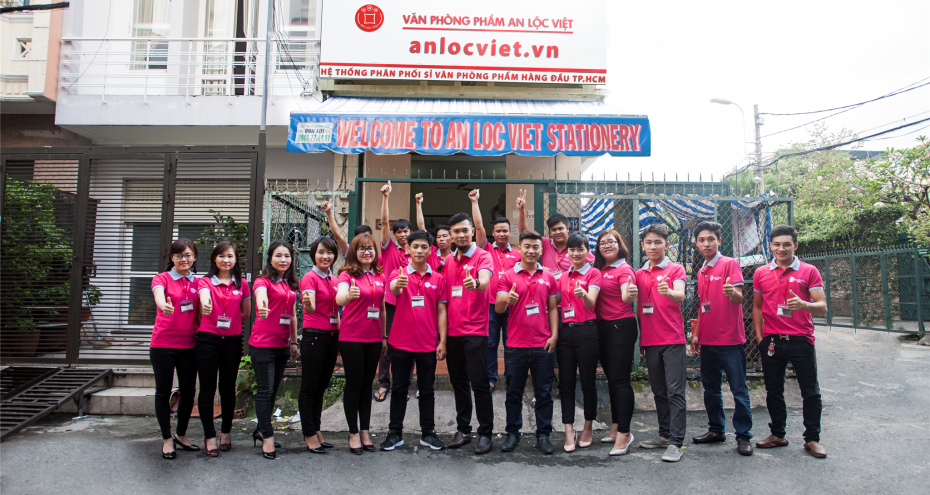 văn phòng phẩm An Lộc Việt