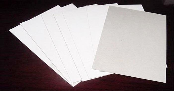 độ nhẵn giấy in