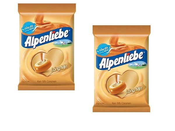 kẹo alpenliebe