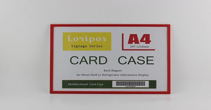 thẻ card case a4 an lộc việt