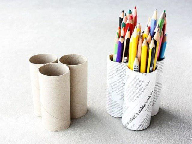 Bảo vệ môi trường từ những vật dụng văn phòng phẩm thường sử dụng 3