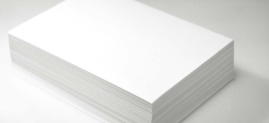 giấy in a4 màu trắng