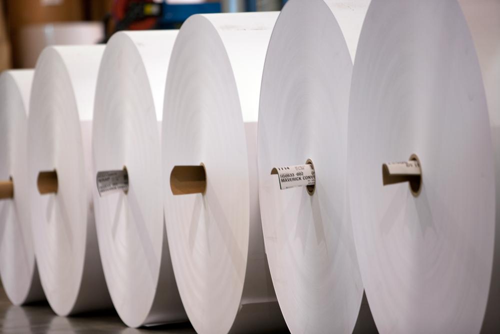 Quy trình sản xuất giấy in A4 như thế nào?