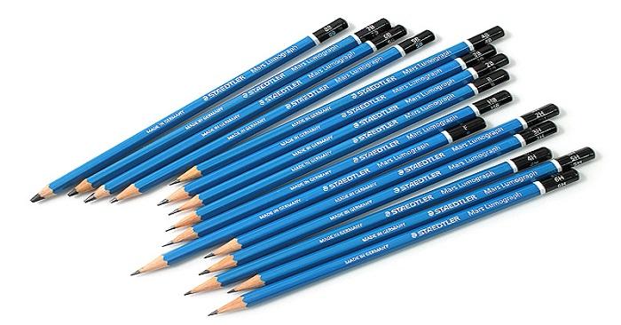 sự xuất hiện bút chì