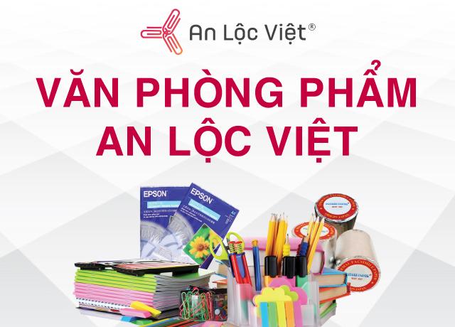 An Lộc Việt cung cấp tất cả mặt hàng văn phòng phẩm tại Quận 1