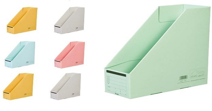 bìa hộp giấy đựng hồ sơ nhiều màu