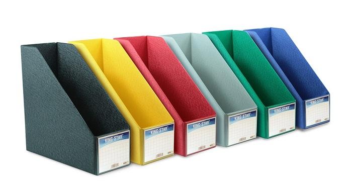 bìa hộp giấy đựng hồ sơ