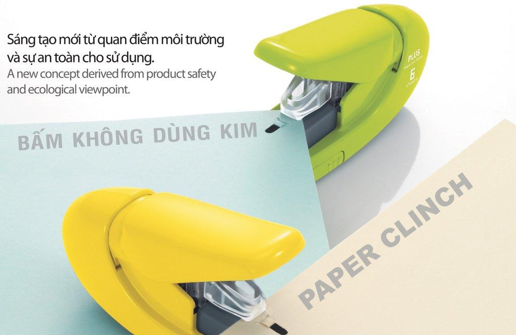 An lộc Việt phân phối bấm không kim chính hãng