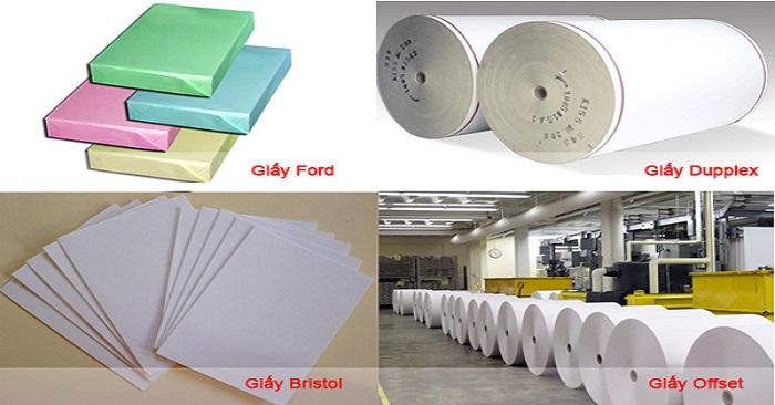giấy in các loại tại an lộc việt