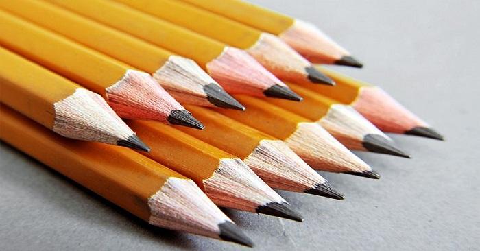 bút chì cứng