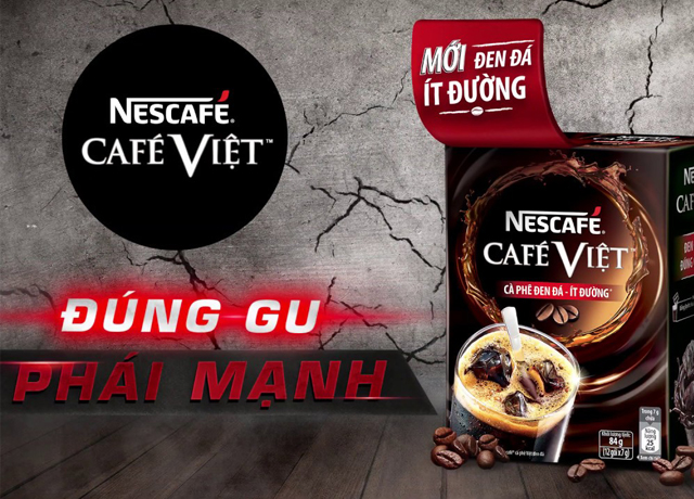 nescafe cafe Việt