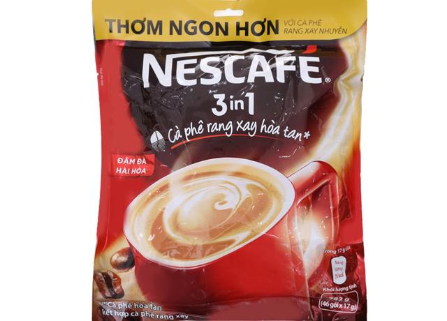 Nescafe hương vị đậm đà bản sắc Việt Nam