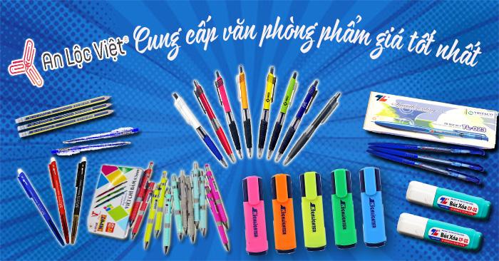 An Lộc Việt cung cấp đa dạng các loại bút với giá tốt nhất