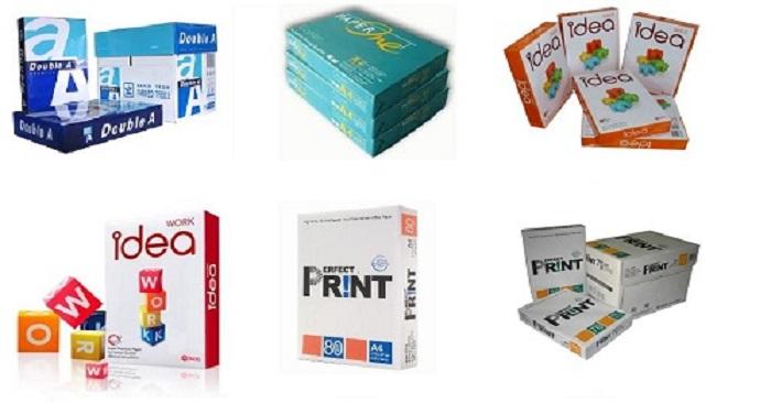 Tổng hợp những thương hiệu giấy A4 giá rẻ chất lượng cao
