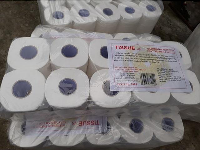 giấy vệ sinh Tissue