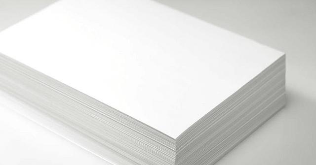 Kích Thước khổ giấy A4 trong in ấn