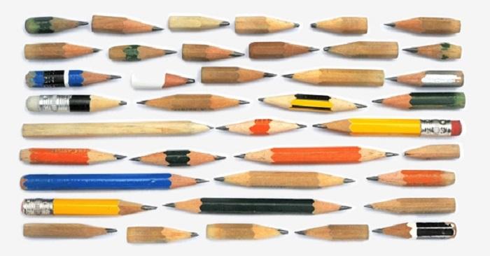 các dòng bút chì