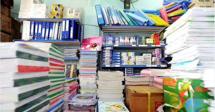 Danh mục văn phòng phẩm có thể lên đến hàng ngàn loại