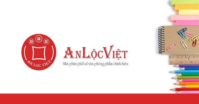 An Lộc Việt - Nhà phân phối sĩ văn phòng phẩm chính hiệu