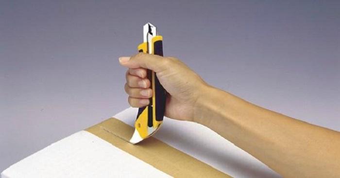 công dụng rọc thùng giấy