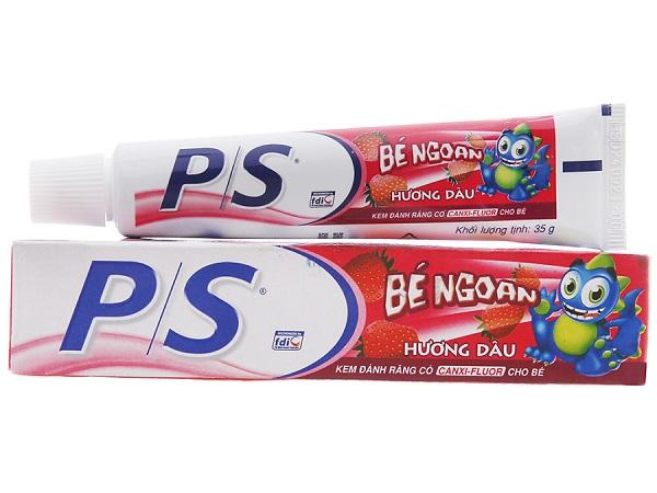 Kem đánh răng P/S bé ngoan