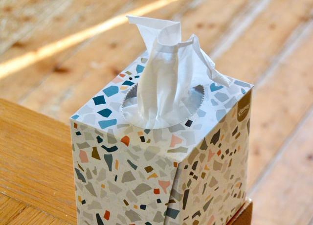 Khăn giấy lau tay tạo sự thanh lịch cho không gian