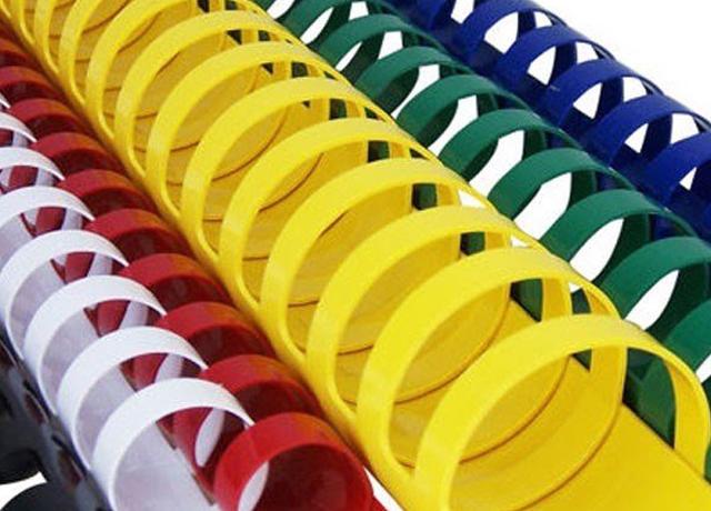 lò xo nhựa đa dạng màu sắc cho bạn lựa chọn