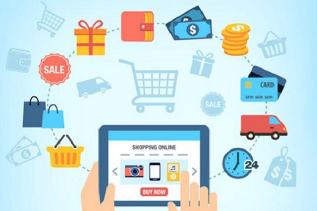 Hình thức đặt hàng online tiện lợi cho Quý khách hàng