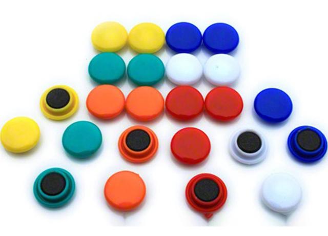Nam châm bảng nhiều lựa chọn về màu sắc
