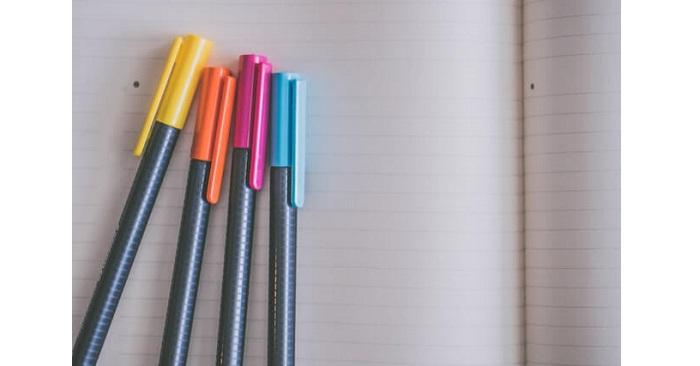 Bút bi có rất nhiều mẫu mã đa dạng
