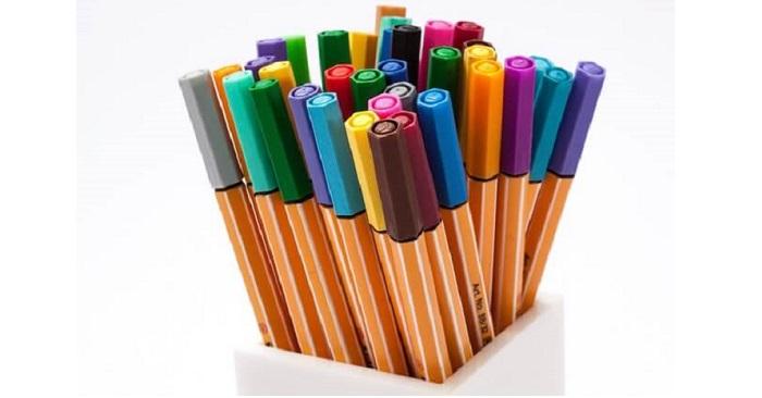 Bút bi là sản phầm bắt buộc phải có trong đời sống hàng ngày