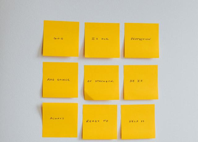 Giấy note vàng thường được người tiêu dùng lựa chọn