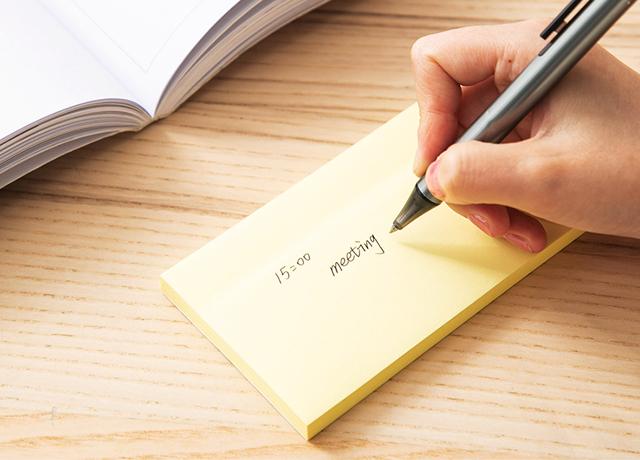 Lựa chọn giấy note phù hợp với nhu cầu của bạn
