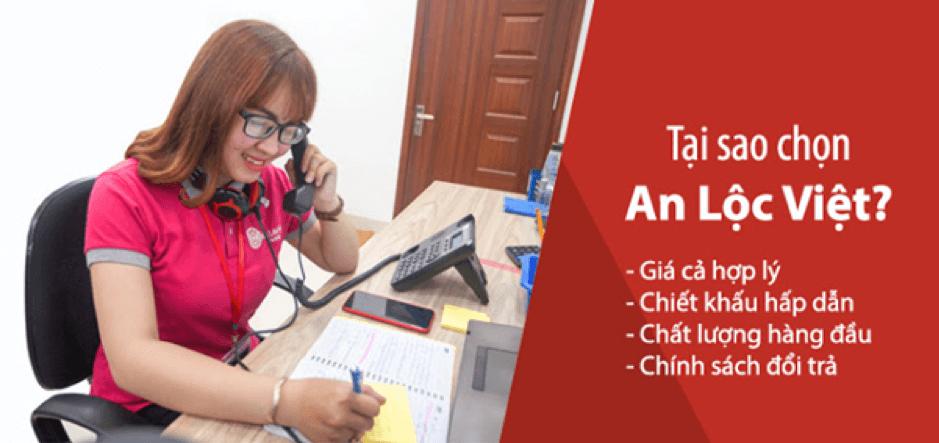 tại sao chọn văn phòng phẩm An Lộc Việt