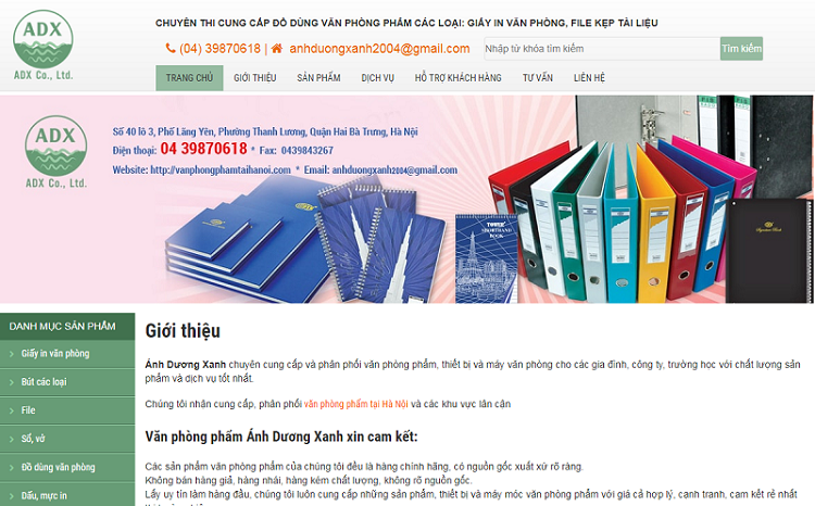 Top 5 địa chỉ bán buôn văn phòng phẩm tại Hà Nội 4