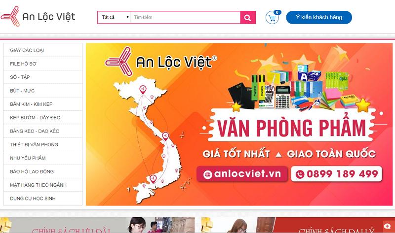 Top 5 địa chỉ bán buôn văn phòng phẩm tại Hà Nội 5