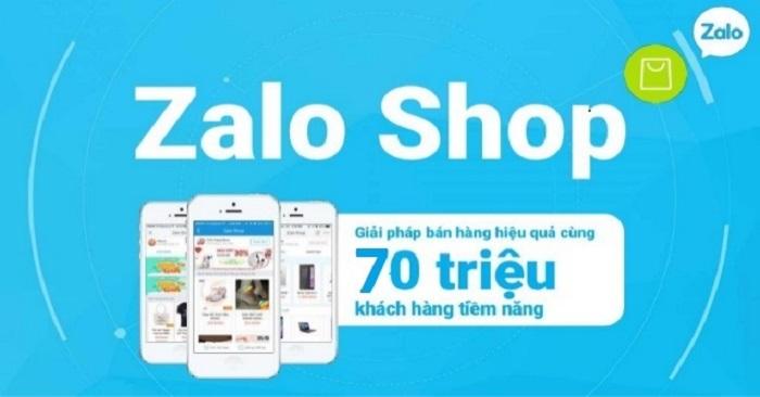Kinh doanh online trên Zalo đang là xu hướng