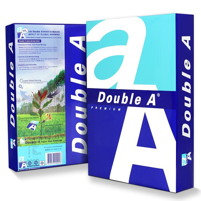 Giấy A3 Double A 70 gsm