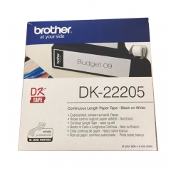 Giấy in label DK 22205 Brother QL 720 NW